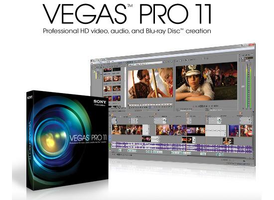vegas video editor