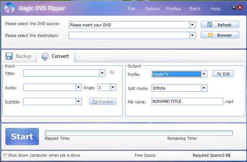 Baixar Magic DVD Ripper Portable