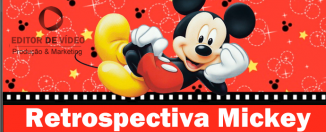 retrospectiva mickey mouse
